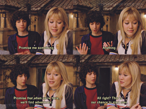 "Lizzie McGuire & David ""Gordo"" Gordon wallpaper entitled Lizzie and Gordo"