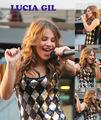Lucia Gil live