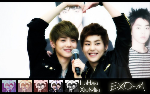 xiumin and luhan dating scandal