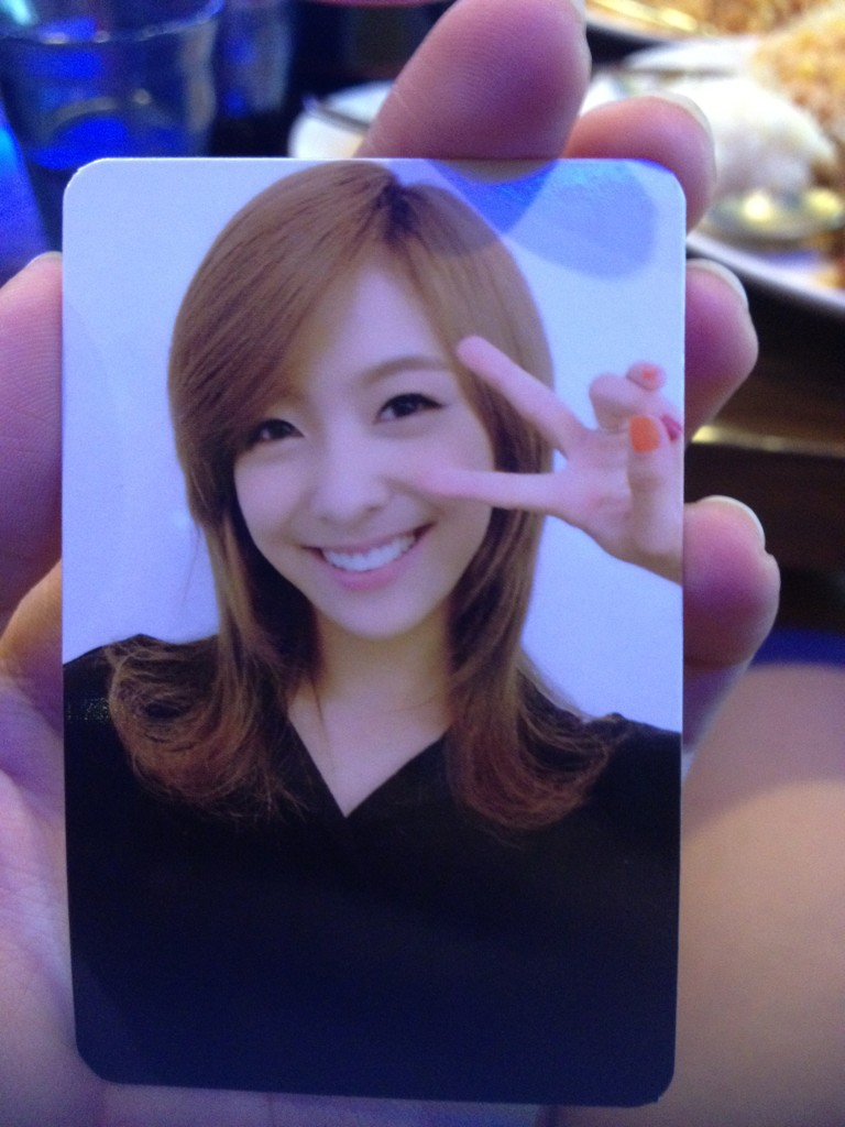 Luna @ Electric Shock Photocard - F(x) Photo (31131990 ... F(x) Luna Electric Shock