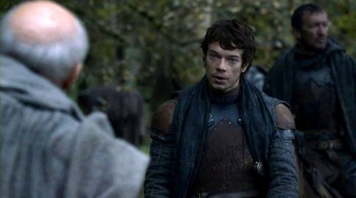 Luwin and Theon