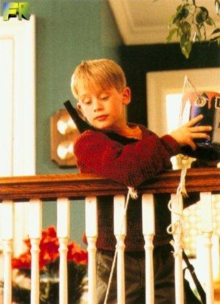 Macaulay Culkin - accueil Alone,the good son,my girl