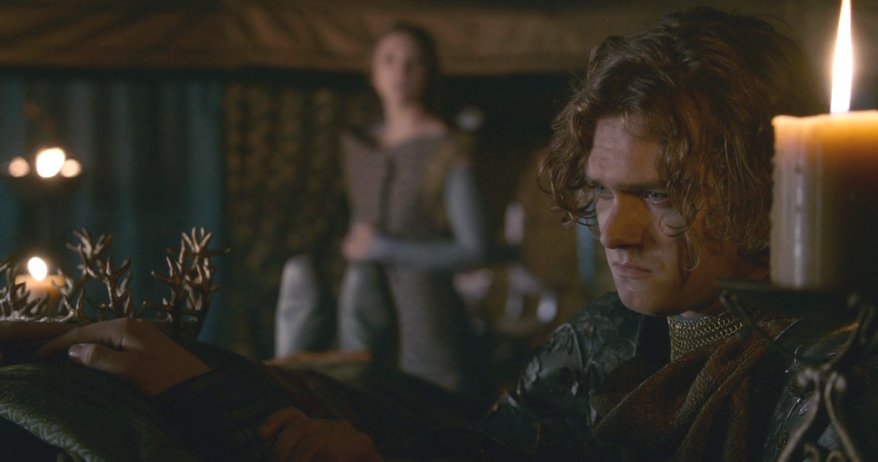 Margaery and Loras