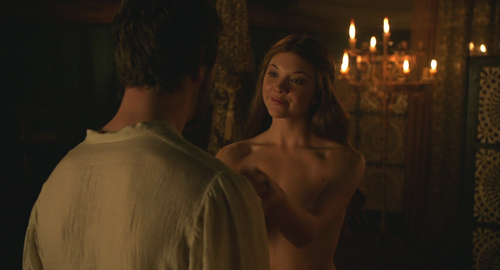 Margaery Tyrell wallpaper entitled Margaery and Renly
