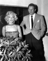 Marilyn Monroe and Danny Kaye