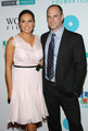 Mariska and Chris @ Joyful Revolution Gala - mariska-hargitay photo