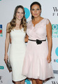 Mariska and Hilary Swank @ Joyful Revolution Gala - mariska-hargitay photo