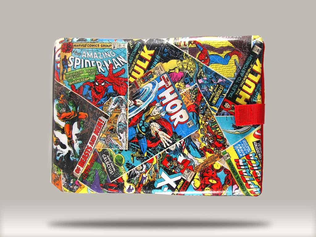 Avengers Comic Wallpaper - WallpaperSafari
