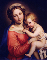 Mary - Maternity - blessed-virgin-mary photo