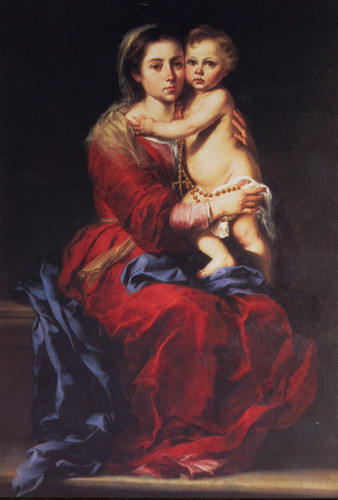 Mary - The Rosary