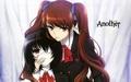 Mei & Izumi fondo de pantalla