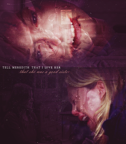 Meredith and Lexie ♥