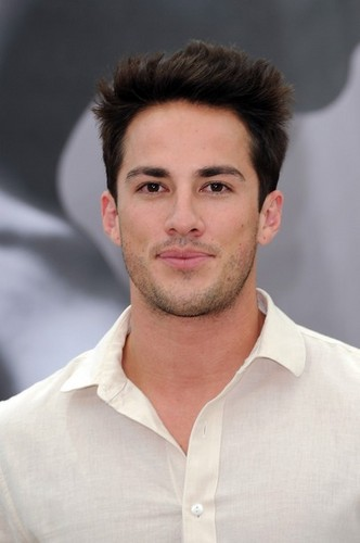 Michael Trevino wallpaper containing a portrait called Michael Trevino and Joseph Morgan at the 52nd Monte Carlo TV Festival