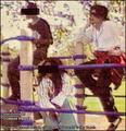 Michael in Neverland SUPER RARE PIC!!!!! - michael-jackson photo