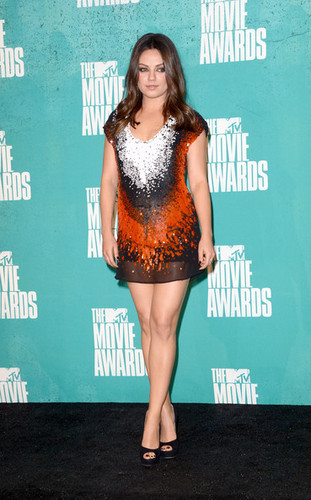 Mila Kunis @ 2012 MTV Movie Awards