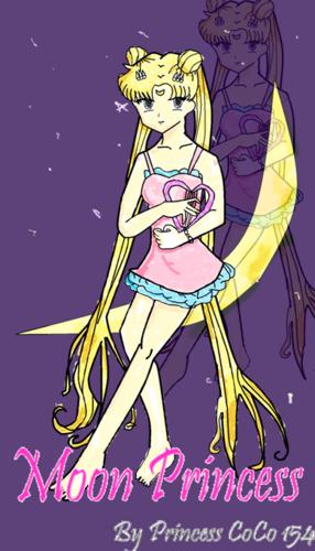 Moon' princess