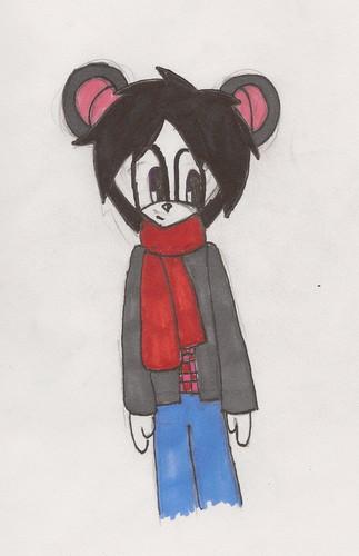 Moshi the panda request