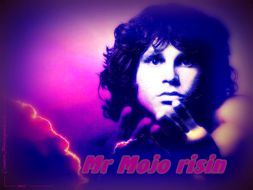 Mr Mojo risin - classic-rock Wallpaper