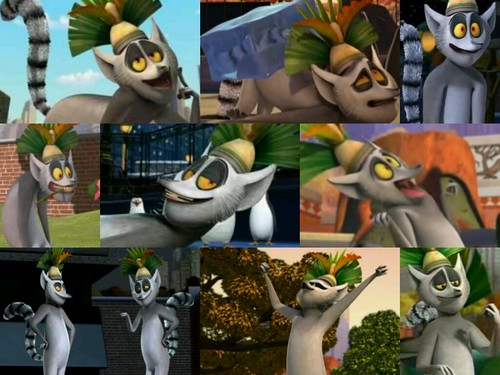 My Fave King Julien Moments