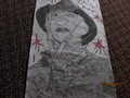 My Freddy Krueger Drawing - drawing photo