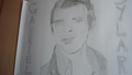 My drawing of Sylar