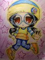 My peminat art of Ying Chibi version