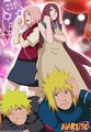 Naruto, Sakura and Parents