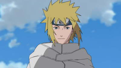 Minato Namikaze wallpaper called Naruto Shippuden The Movie 4: The Lost Tower