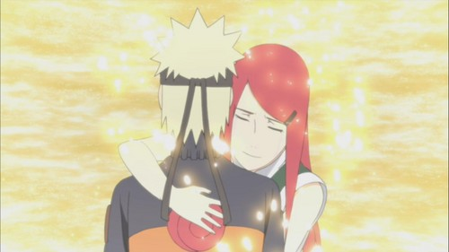 NARUTO -ナルト- and Kushina