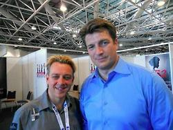 Nathan Fillion [Monte Carlo Festival 2012] - nathan-fillion Photo