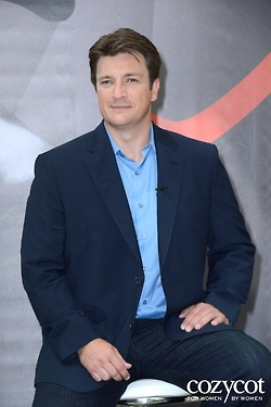 Nathan Fillion Monte Carlo Festival - castle Photo