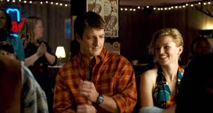Nathan Fillion 壁纸 possibly with a 啤酒店, 小酒馆 called Nathan Fillion as Bill Pardy in Slither [2006]