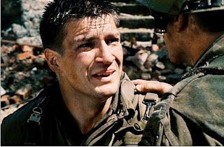 Nathan in Saving Private Ryan