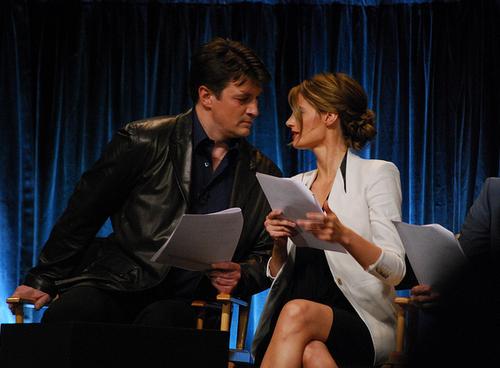 Nathan & Stana Любовь