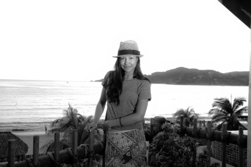 Naya Rivera photographed by Adan Rebolledo at the Viceroy Zihuatanejo, Mexico - glee Photo