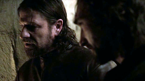 Ned and Benjen