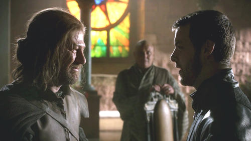 Ned and Renly