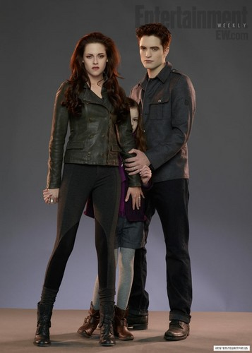 "New ""Breaking Dawn - Part 2"" promotional image."