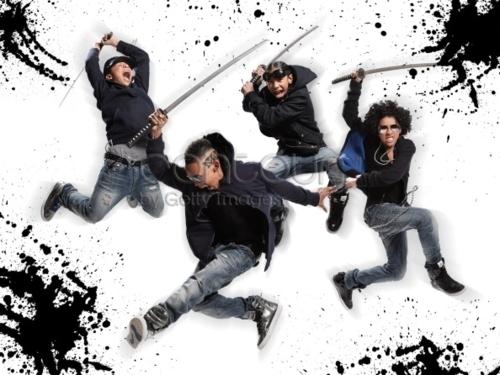 Ninja Princeton & MB lol!!!!! XD =O