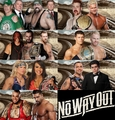 No Way Out - wwe fan art