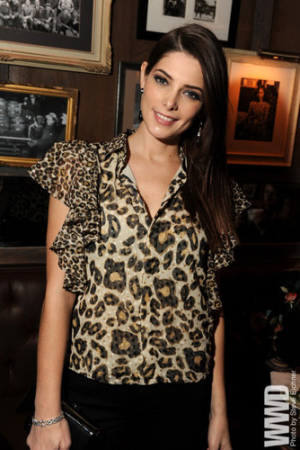 "November 16 - The Cinema Society & DKNY Host A Screening Of ""Breaking Dawn - Part 1"" in New York - A - ashley-greene Photo"