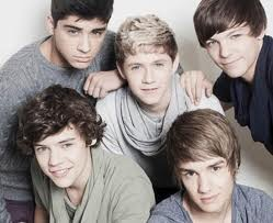 One Direction wallpaper possibly with a portrait titled One Direction <3