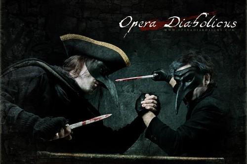 Opera Diabolicus - پیپر وال