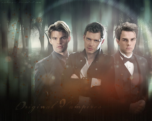 The Originals Hintergrund possibly with a business suit, a dress suit, and a well dressed person called Originals