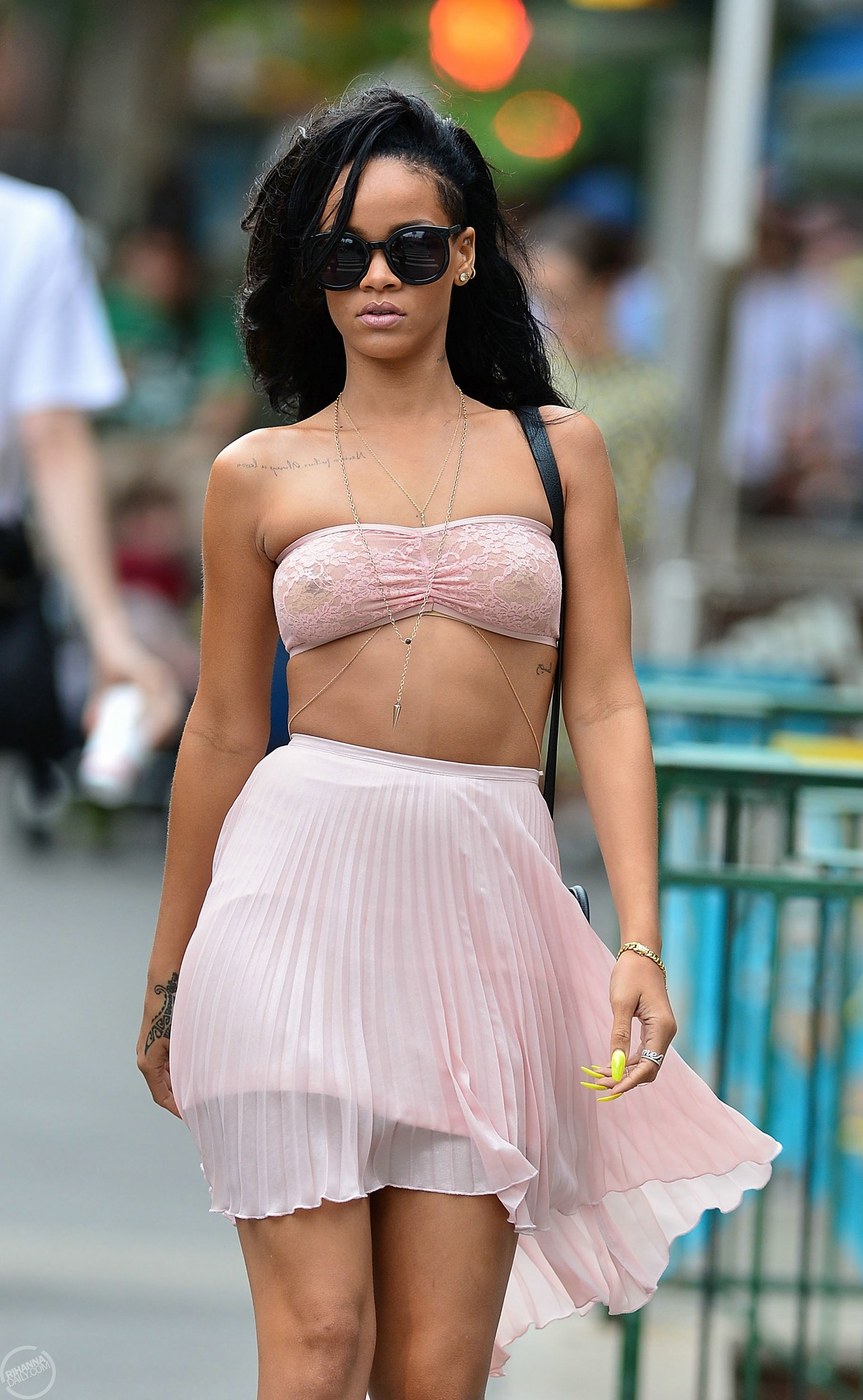 Out & About In New York [11 June 2012]