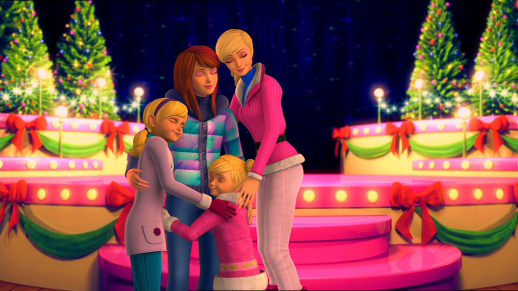 barbie a perfect christmas full movie in hindi part 1