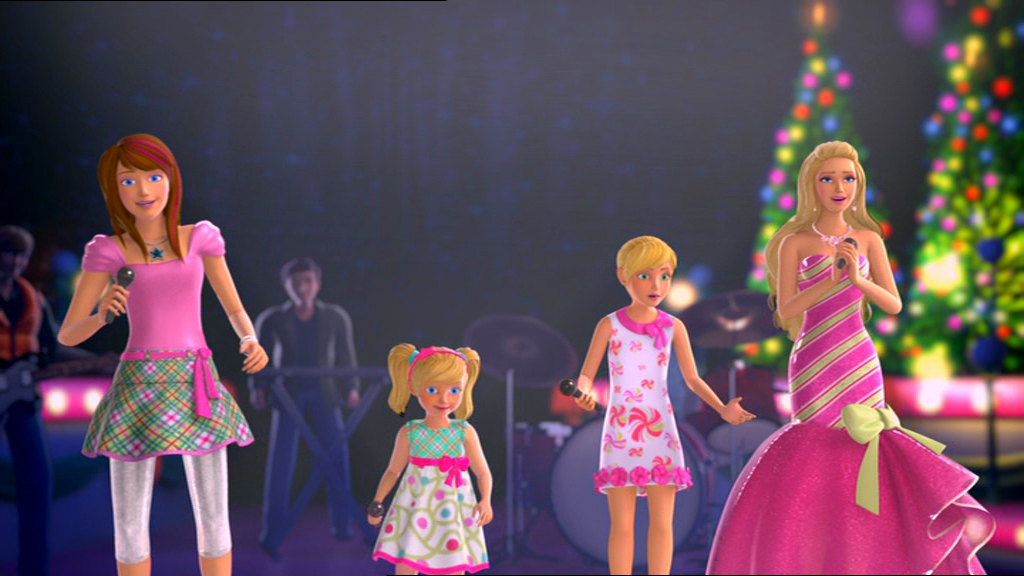 Barbie A Perfect Christmas images PC HD wallpaper and background ...