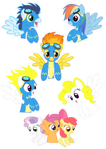 PONYS!~ - my-little-pony-friendship-is-magic Fan Art