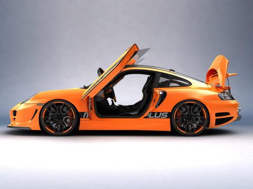 PORSCHE 911 996 topo, início ART CONCEPT design por BOGDAN URDEA