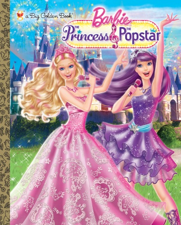 Barbie the Princess and the popstar wallpaper possibly containing anime titled PaP book
